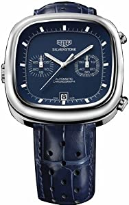 Tag Heuer Silverstone Men's Stainless Steel Case Date Watch CAM2110.FC6258