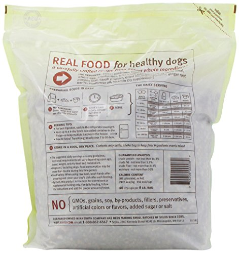 Sojos Pre-Mix Grain Free Freeze-Dried Raw Dry Dog Food Mix ...