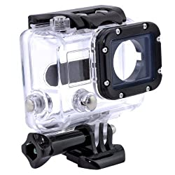 Mochalight Underwater Waterproof Protective Housing Case For GoPro Hero 3 Camera