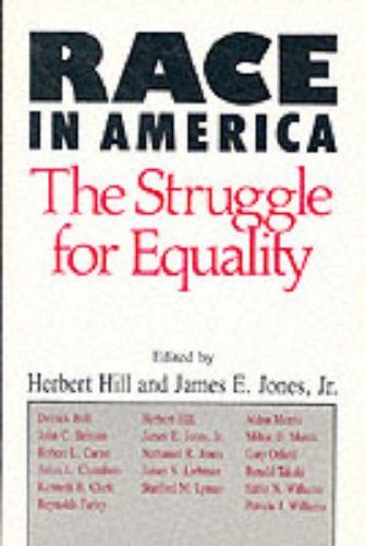 Race in America: The Struggle for Equality