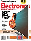 Consumer Reports Electronics Buying Guide - December 2014