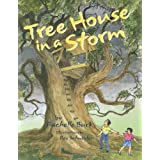 Tree House in a Storm ~ Rachelle Burk