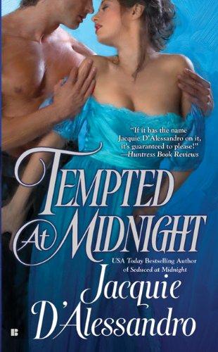 Image of Tempted At Midnight (Berkley Sensation)