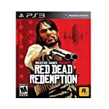 New Take-Two Red Dead Redemption First Person Shooter Playstation 3 Excellent Performance