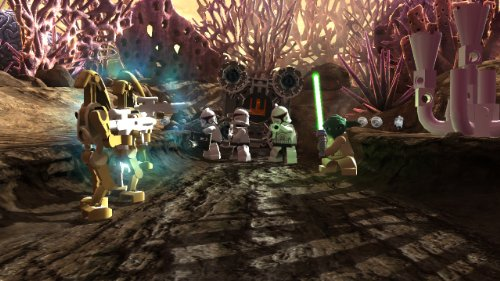 Lego Star Wars 3 The Clone Wars  screenshot