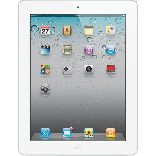 Apple iPad 2 with Wi-Fi (White,  32GB)