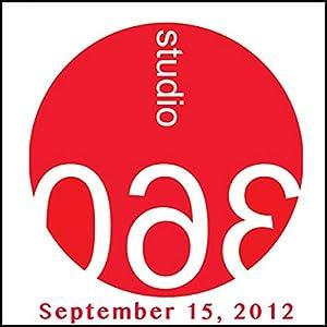 Studio 360: Philip Glass & Strippers Radio/TV Program