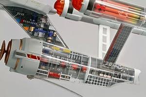 Diamond Select Toys Star Trek Enterprise Project Cutaway Model Ship