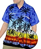 "LA LEELA HAWAIIAN Regular Fit SHIRTS Sizing Information We Request you to please See the Size chart Image in the Product Images Gallery , Also Sizing for shirts is mentioned Below :  Size : X-Small|Chest Size : 36"" - 38""