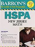 img - for Barron's HSPA New Jersey Math (Barron's HPSA: New Jersey Math) book / textbook / text book