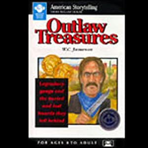 Outlaw Treasures Audiobook
