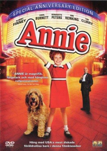Annie DVD - 1