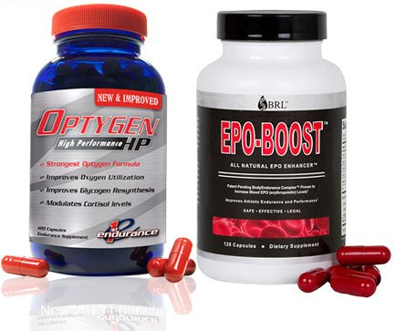 2013 EPO-BOOST, Optygen HP Combo Pack (Combo Pack Optygen HP EPO-BOOST) image