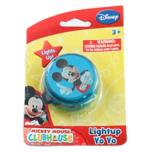 Disney Mickey Mouse Light Up Yo-Yo - 1