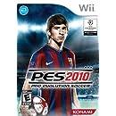 Pro Evolution Soccer 2010 - Nintendo Wii