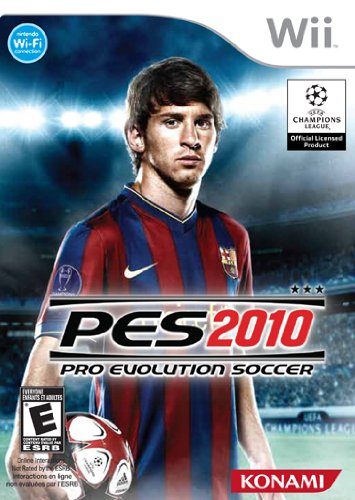 Pro Evolution Soccer 2010 - Nintendo Wii - 1