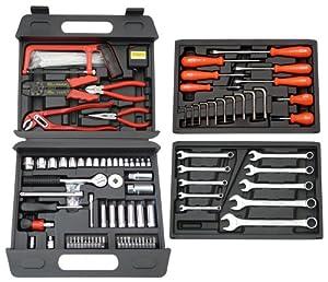 Famex Universal Werkzeugkoffer 156 teilig