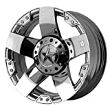 XD Series Rockstar (Series XD775) Chrome - 20 x 10 Inch Wheel