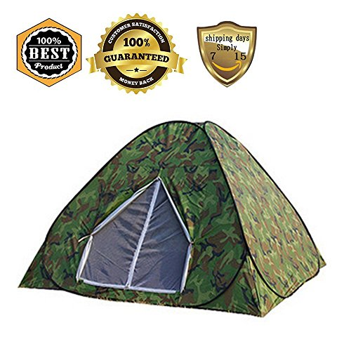 Meanhoo-2-Person-Instant-Cabin-Tent-with-Pre-  sc 1 st  Discount Tents Nova & Meanhoo 2-Person Instant Cabin Tent with Pre-Attached Poles Accy ...