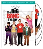 51kBBn8am3L. SL160  The Big Bang Theory: The Complete Second Season Reviews