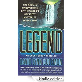 Legend: An Event Group Thriller (Event Group Thrillers)