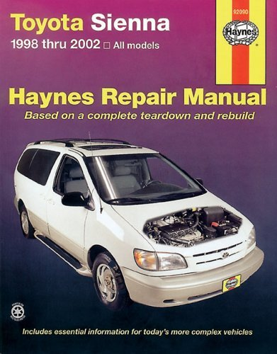 toyota-sienna-1998-thru-2002-haynes-repair-manual-by-john-haynes-september-222003