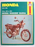 Honda CG125 1976-84 Owner's Workshop Manual Pete Shoemark