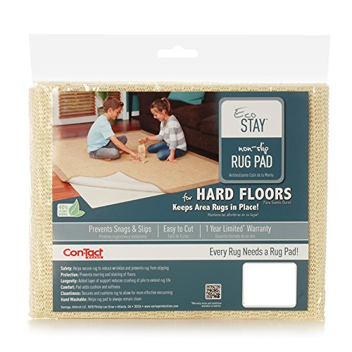 Eco Stay Rug Pad: Con-Tact Brand Eco-Stay Non-Slip Rug Pad, 8' X 10