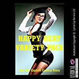 img - for Happy Heat Variety Pack: Five Explicit Erotica Stories book / textbook / text book