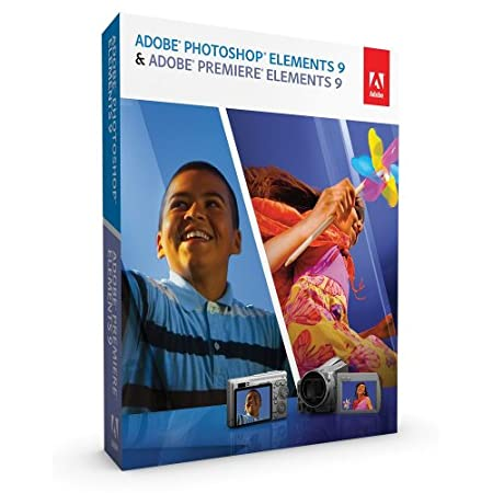 Adobe Photoshop Premium Elements 9 Multiple Platforms actualización MB 1 usuario EU (versión en inglés)