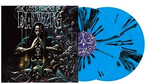 The Lost Tracks of Danzig - Blue-Black Edition