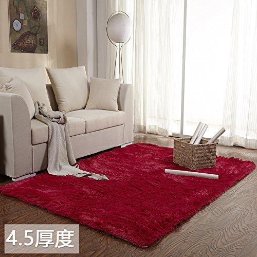 lavable-en-machine-moderne-de-couleur-pure-laine-epais-tapis-chambre-a-coucher-salle-de-sejour-table