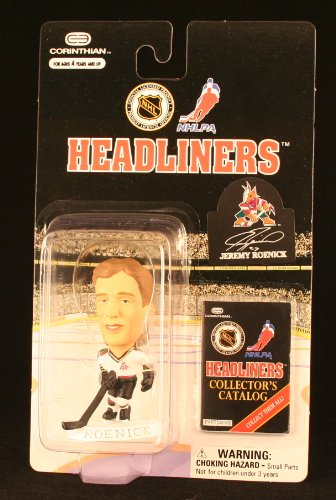 JEREMY ROENICK / PHOENIX COYOTES * 3 INCH * 1997 NHL Headliners Hockey Collector Figure