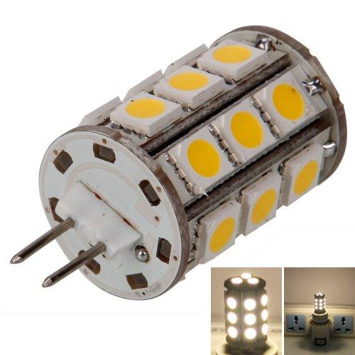 G4 12V 2W 24 Led 300Lm 3000K Energy Saving Warm White Light Led Corn Spot Light Bulb Lamp