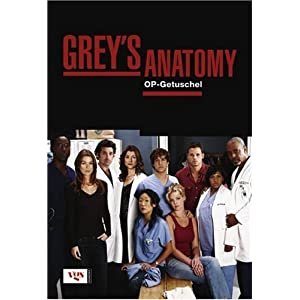 Grey's Anatomy: OP-Getuschel/Bargeflüster