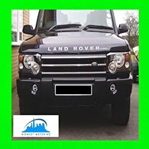 2001 Land Rover Discovery Se7 Car Interior Design