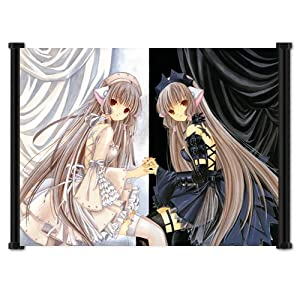 "Chobits Anime Fabric Wall Scroll Poster (46""x32"") Inches"