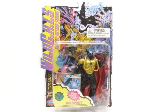 Wildcats Wild C.A.T.S. Helspont Action Figure Playmates Jim Lee