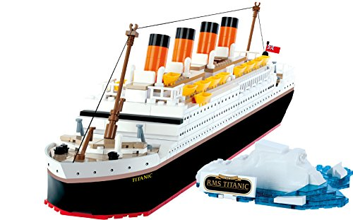 COBI RMS Titanic Building Kit (Titanic Model compare prices)