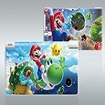 Mario DSi XL skins decorative decals