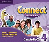 img - for Connect Level 4 Class Audio CDs (3) book / textbook / text book