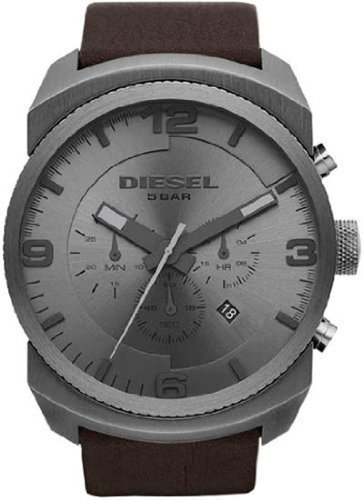 Diesel Men's DZ4256 Advanced Brown Watch