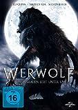 DVD Cover 'Werwolf - Das Grauen lebt unter uns