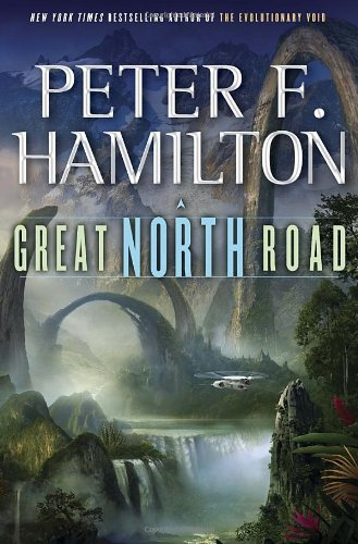 Featured Author of the Month: 'Peter F. Hamilton' Great North Road