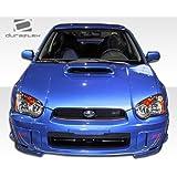 2004-2005 Subaru Impreza WRX STI Duraflex STI Look Front Bumper Cover - 1 Piece