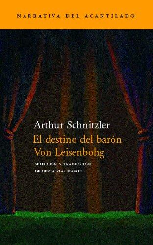 El Destino Del Barón Von Leisenbohg descarga pdf epub mobi fb2