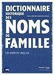 Dictionnaire historique des noms de f...