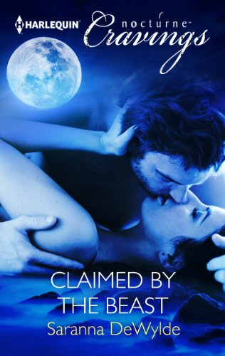 Claimed by the Beast by Saranna DeWylde