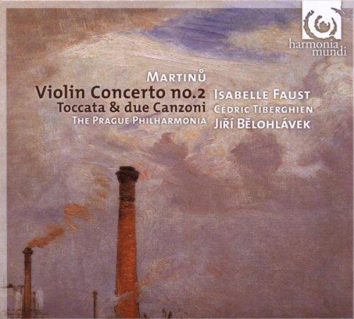 Martinu: Violin Concertos Nos. 2/ Toccata & due Canzoni