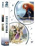 Princesses - Rebelle + Raiponce